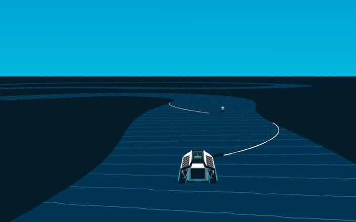 Animierte Grafik von Funktionsweise des Interceptors