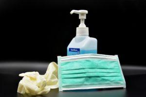 Schutzprodukte kommen oft nicht ohne Plastik aus