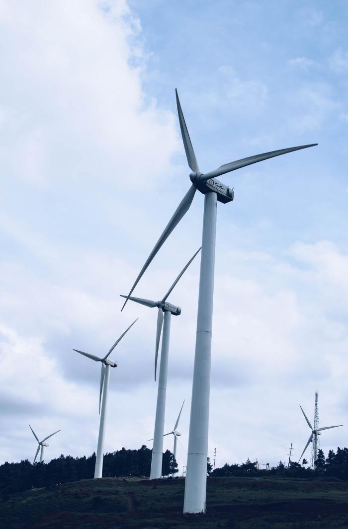 Bundestagswahl Windkraft